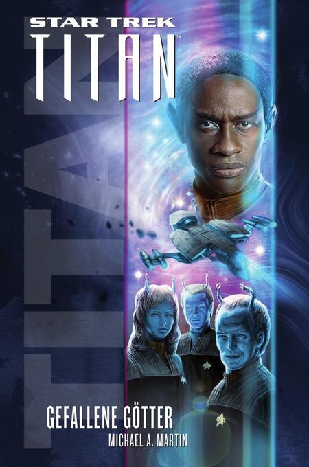 Star Trek - Titan 7 als Taschenbuch von Michael A Martin