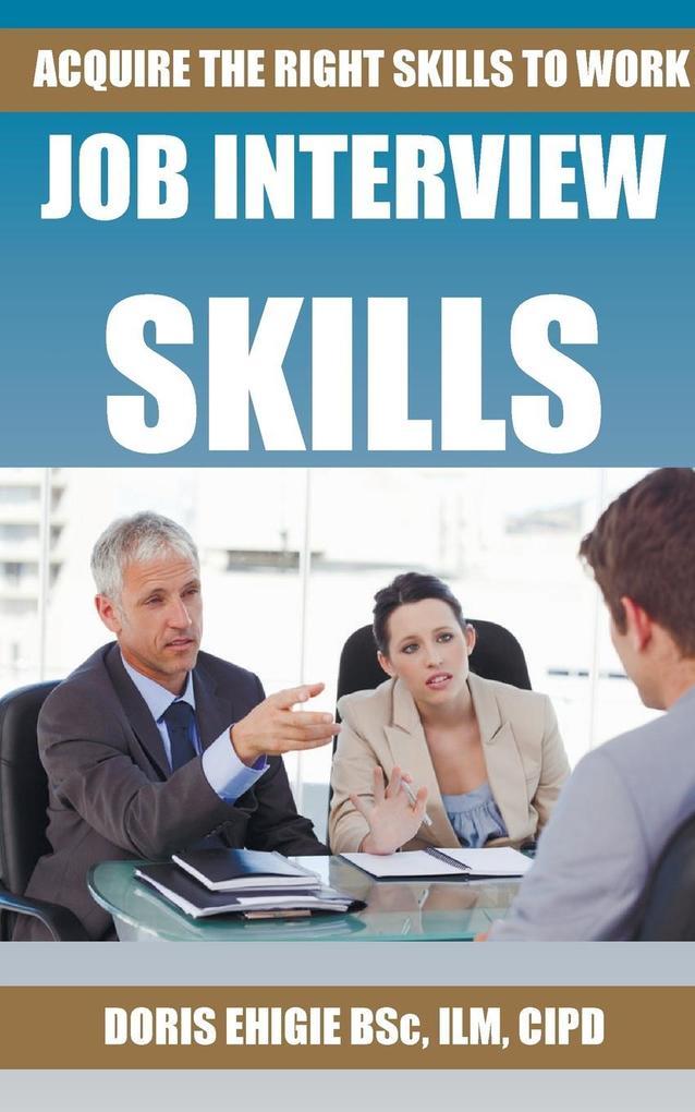 Job Interview Skills als Taschenbuch von Doris ...