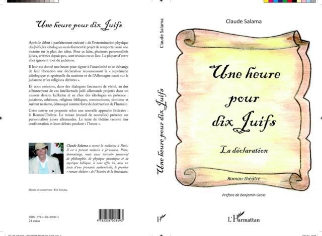 9782296515826 - Une heure pour dix Juifs als eBook von Claude Salama - Livre