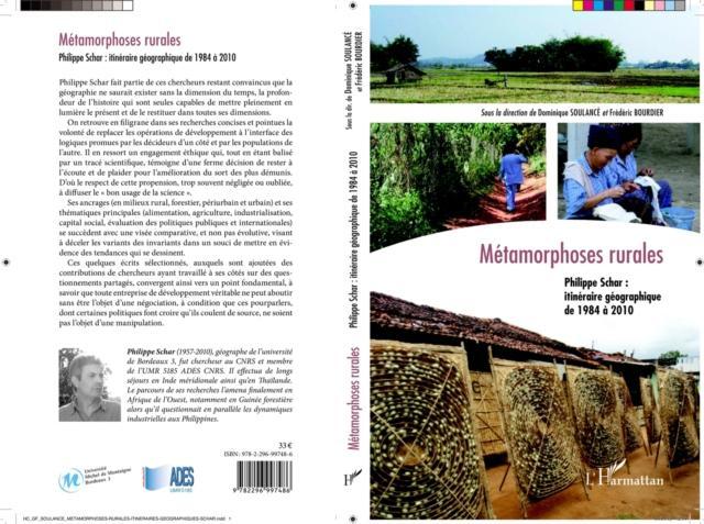 9782296515017 - Metamorphoses rurales als eBook von Collectif - Livre