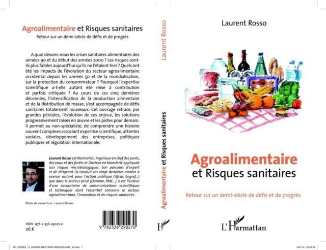 9782296515048 - Agroalimentaire et risques sanitaires als eBook von Laurent Rosso - Livre