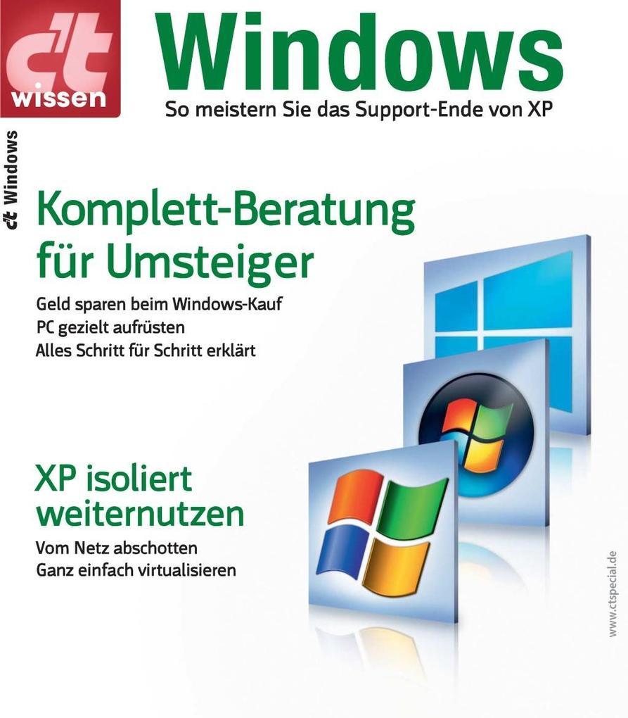 c´t wissen Windows als eBook von c´t-Redaktion