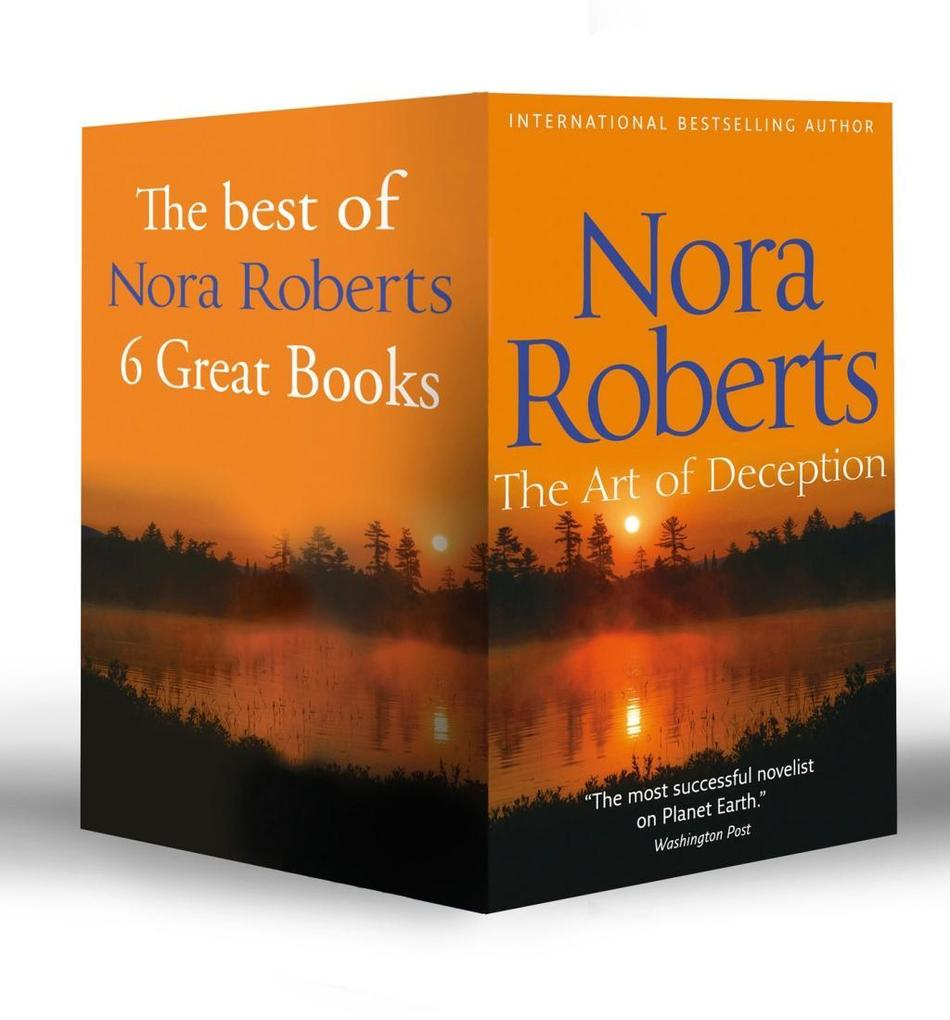 Best of Nora Roberts Books 1-6: The Art of Deception / Lessons Learned / Mind Over Matter / Risky Business / Second Natu