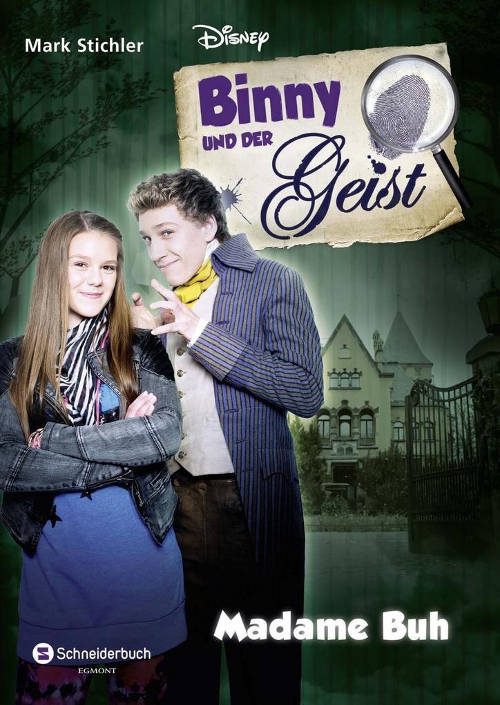 Binny und der Geist 02. Madame Buh als Buch von Mark Stichler