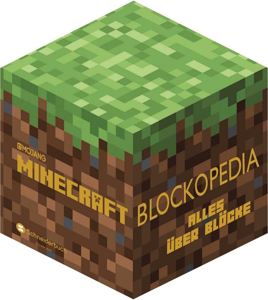 Minecraft, Blockopedia als Buch von