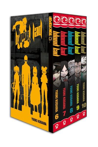 Blood Lad Box 02 als Taschenbuch von Yuuki Kodama