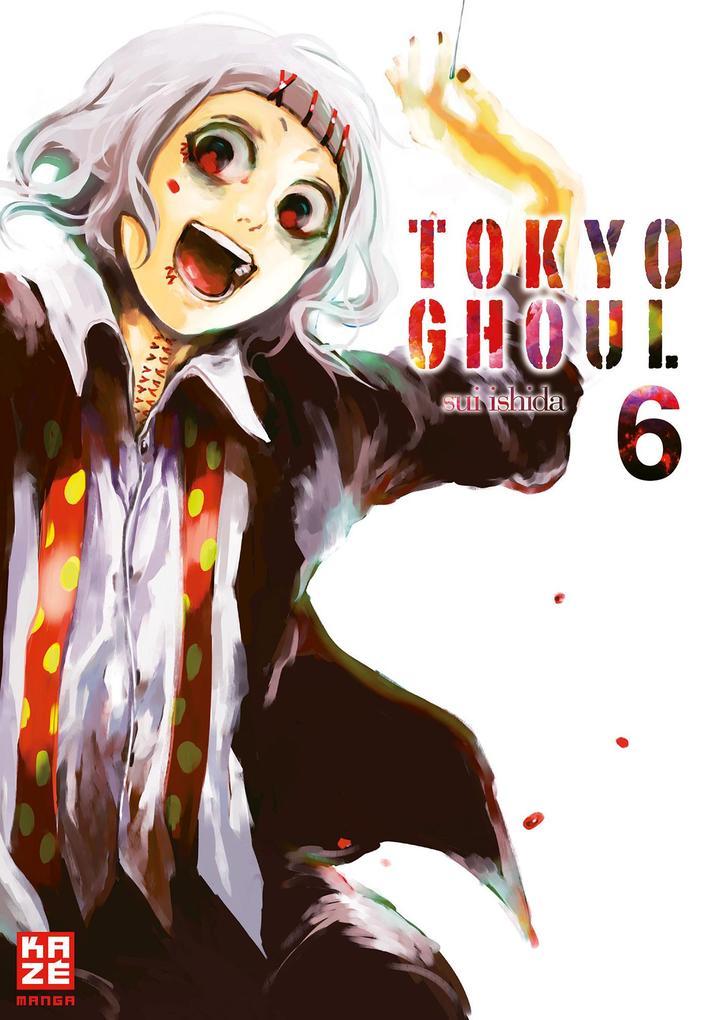 Tokyo Ghoul 06 als Taschenbuch von Sui Ishida