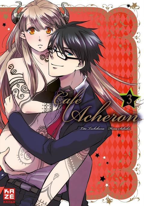 Café Acheron 03 als Taschenbuch von Lita Tachibana, Henu Sasaki