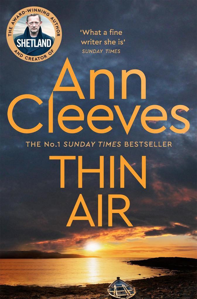 Thin Air als eBook von Ann Cleeves
