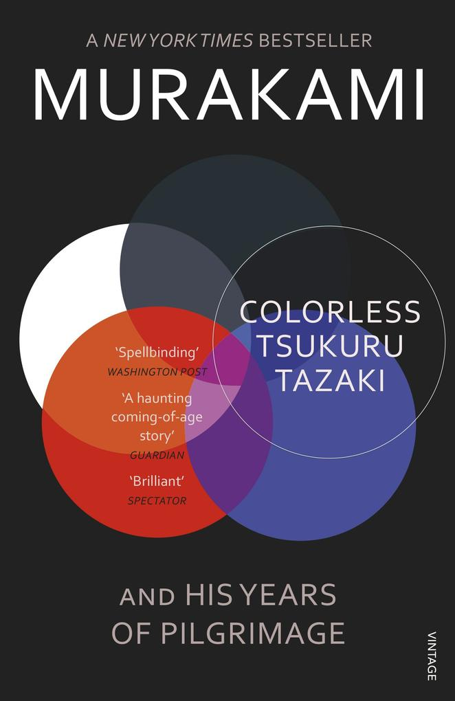Colorless Tsukuru Tazaki and His Years of Pilgrimage als eBook von Haruki Murakami