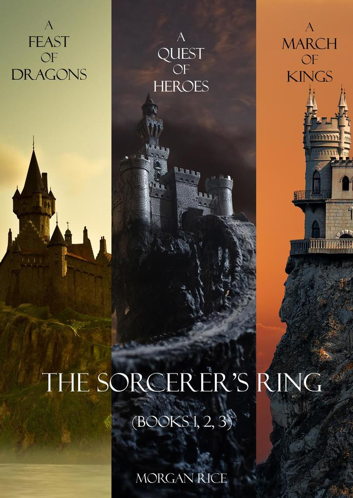 Sorcerer's Ring Bundle (Books 1 ,2, and 3) als eBook von Morgan Rice