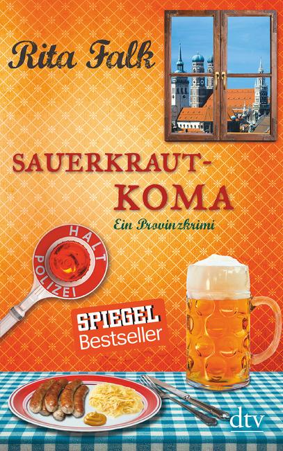 Sauerkrautkoma als Taschenbuch von Rita Falk