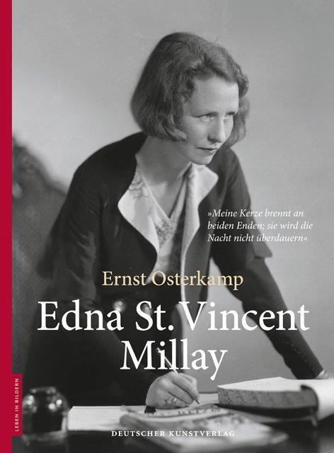 Edna St. Vincent Millay als Buch von Ernst Osterkamp
