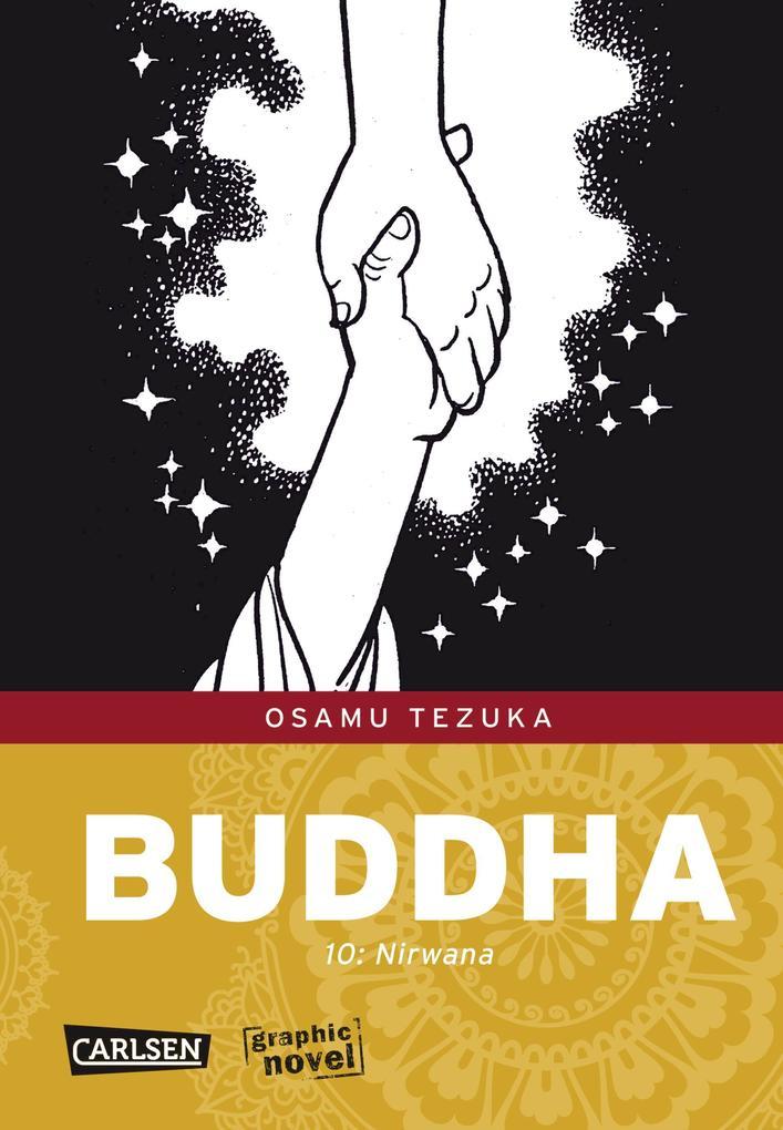 Buddha 10 als Buch von Osamu Tezuka