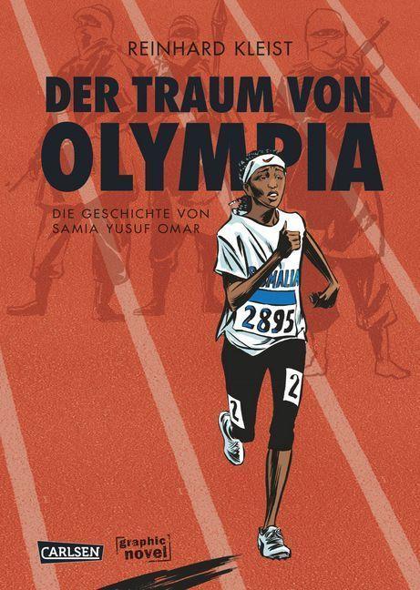 Der Traum von Olympia als Buch von Reinhard Kleist