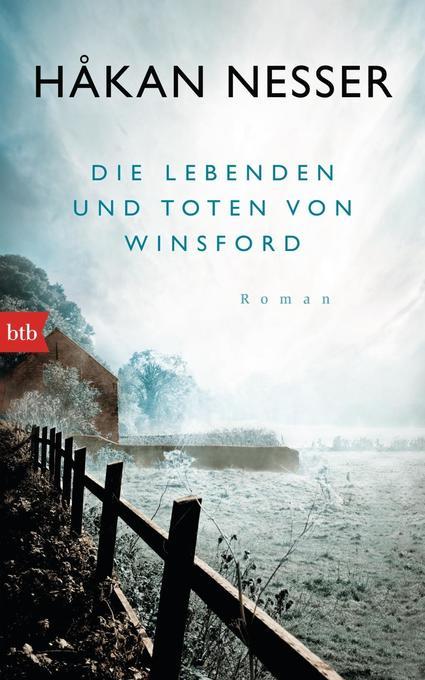 Die Lebenden und Toten von Winsford als Buch von Håkan Nesser