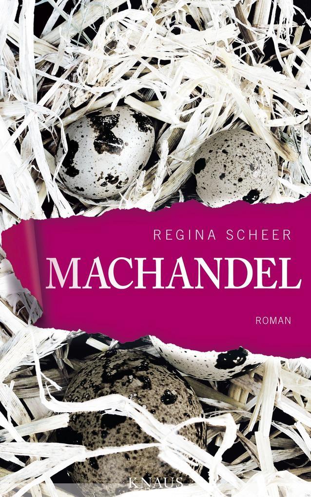 Machandel als Buch von Regina Scheer