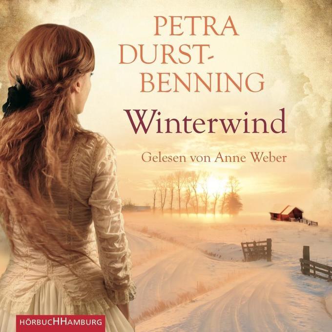 Winterwind als Hörbuch CD von Petra Durst-Benning
