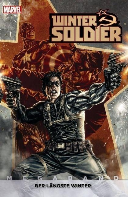 Winter Soldier Megaband 1 als Taschenbuch von Ed Brubaker, Butch Guice