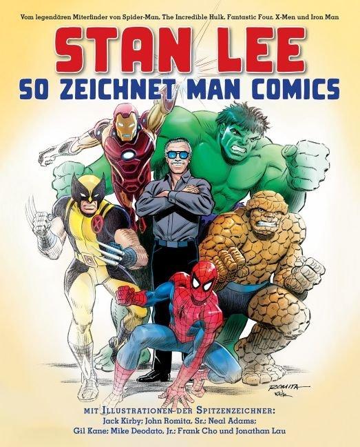 Stan Lee: So zeichnet man Comics als Buch von Stan Lee