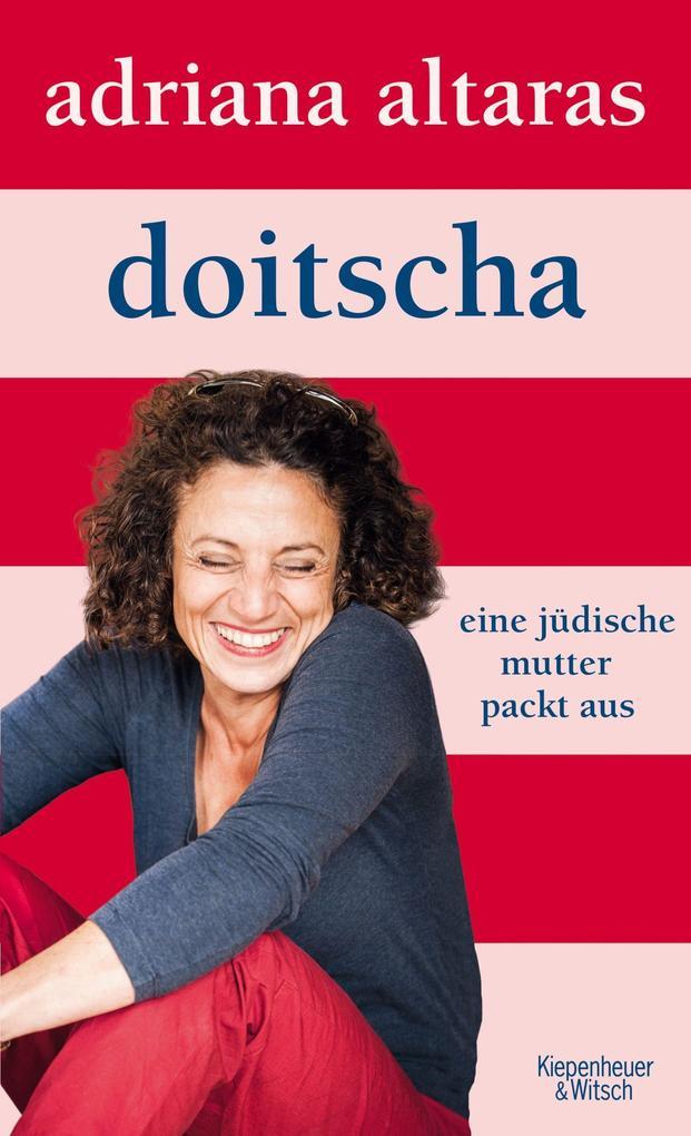 Doitscha als Buch von Adriana Altaras