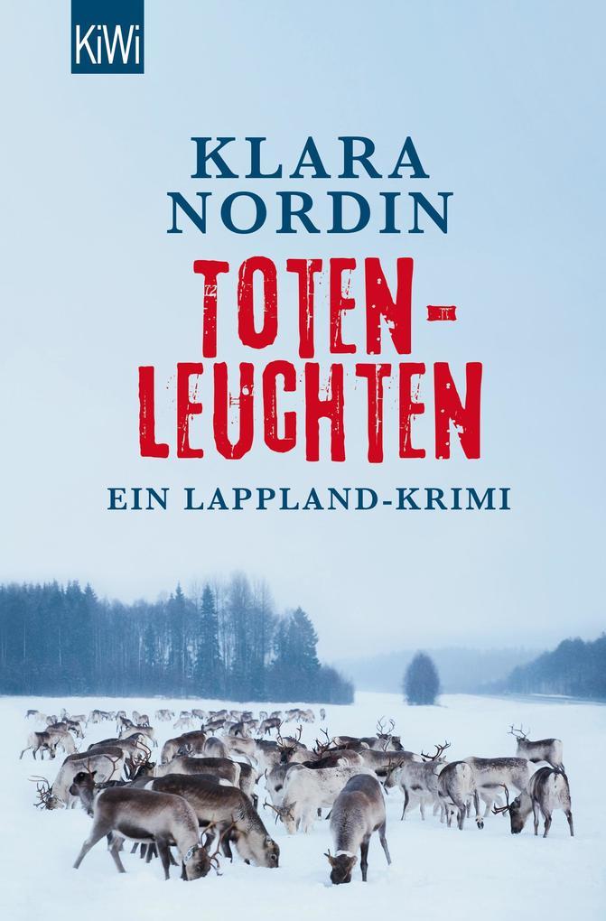 Totenleuchten als Taschenbuch von Klara Nordin