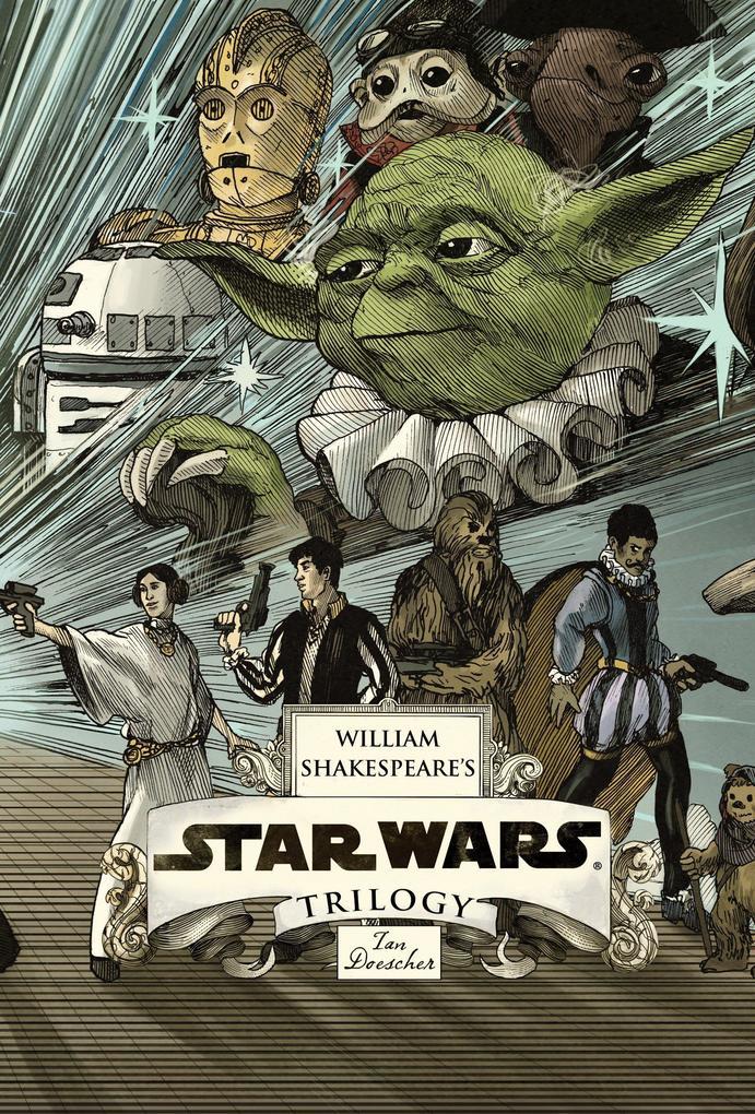 Shakespeare Star Wars Box Set als Buch von Ian Doescher