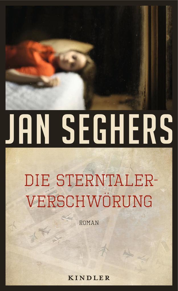 Die Sterntaler-Verschwörung als Buch von Jan Seghers