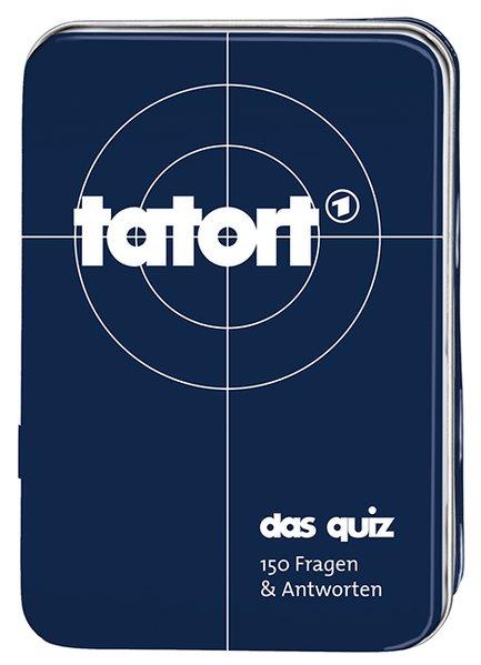 Tatort - Das Quiz als Buch von Francois Werner