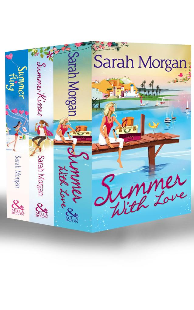 Sarah Morgan Summer Collection (Mills & Boon e-Book Collections) als eBook von Sarah Morgan