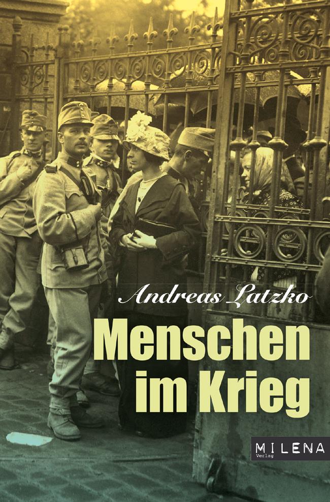 Menschen im Krieg als Buch von Andreas Latzko, Weichselbaum Hans