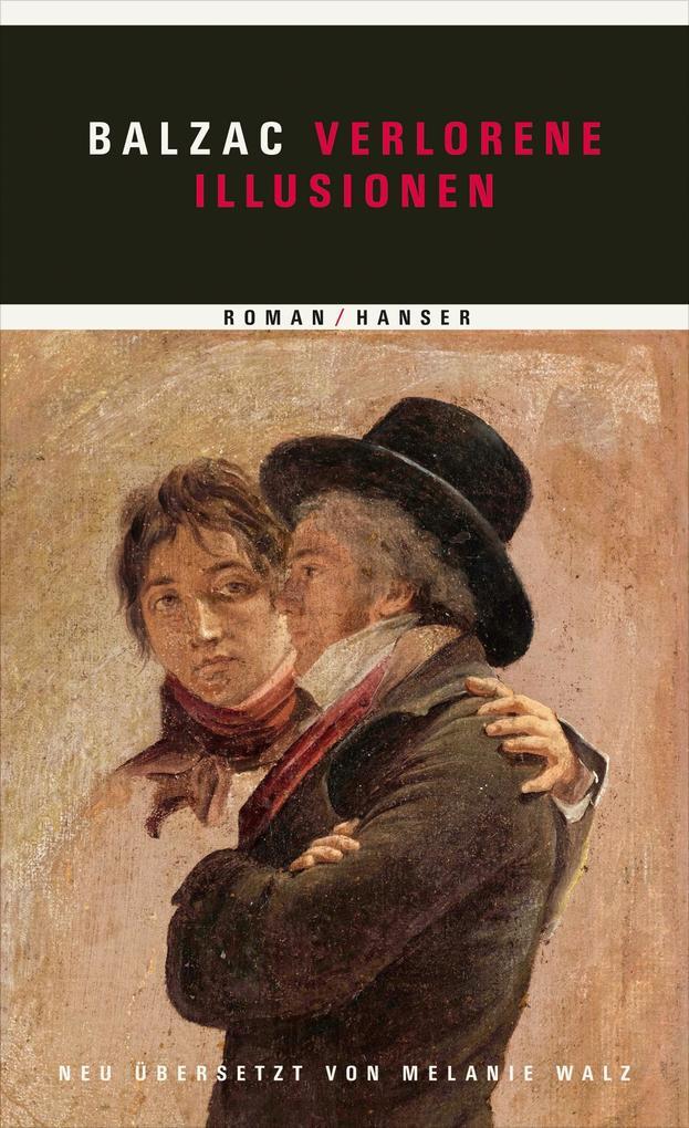 Verlorene Illusionen als Buch von Honoré de Balzac
