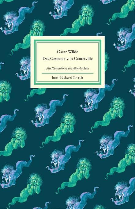 Das Gespenst von Canterville als Buch von Oscar Wilde