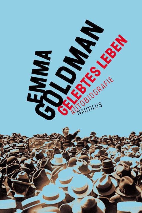 Gelebtes Leben als Buch von Emma Goldman