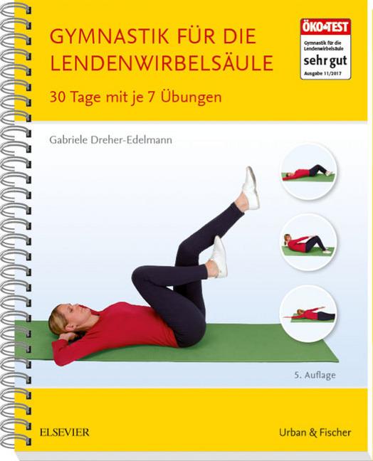 Gymnastik für die Lendenwirbelsäule als Buch von Gabriele Dreher-Edelmann