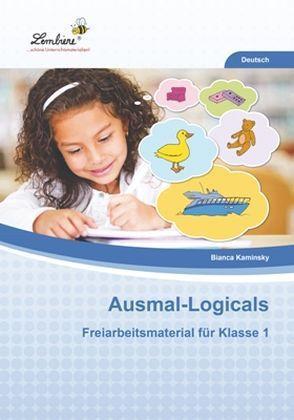 Ausmal-Logicals (PR) als Buch von Bianca Kaminsky