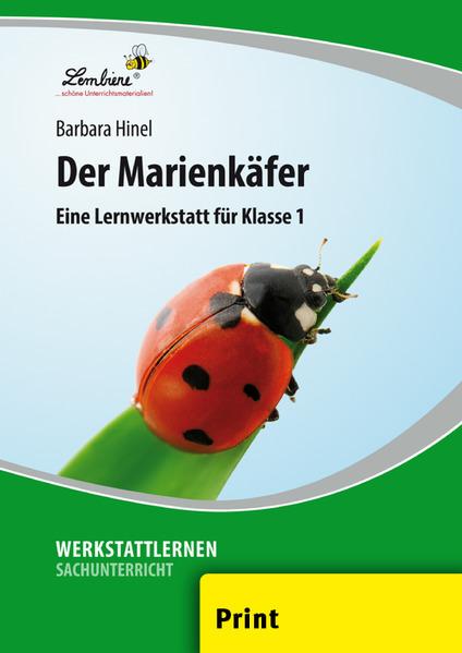 Der Marienkäfer (PR) als Buch von Barbara Hinel