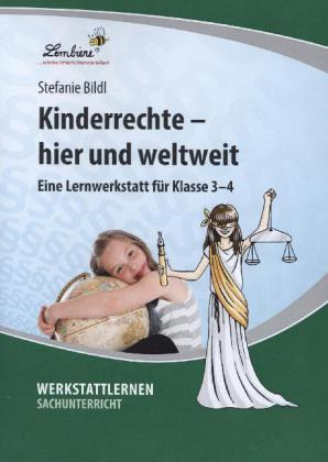Kinderrechte - hier und weltweit (PR) als Buch von Stefanie Bildl