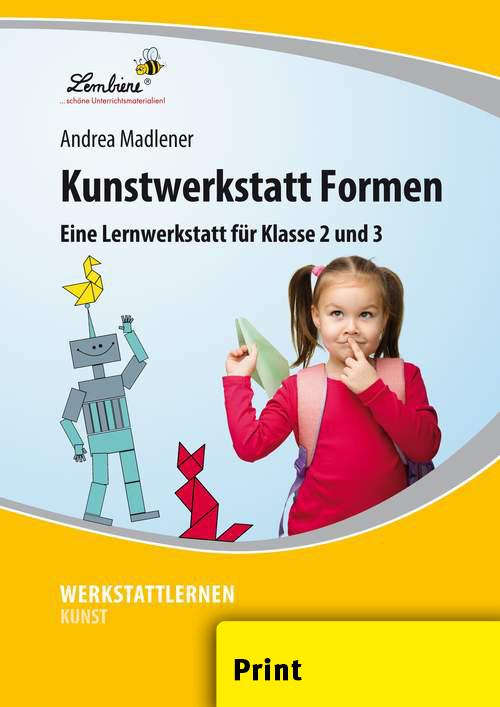 Kunstwerkstatt Formen (PR) als Buch von Andrea Madlener