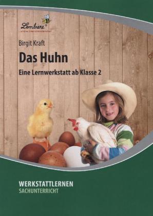 Das Huhn (PR) als Buch von Birgit Kraft