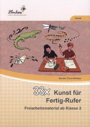 33x Kunst für Fertigrufer (PR) als Buch von Birgit Kraft