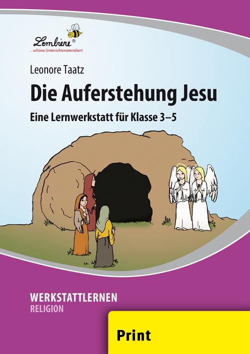 Die Auferstehung Jesu (PR) als Buch von Leonore Taatz