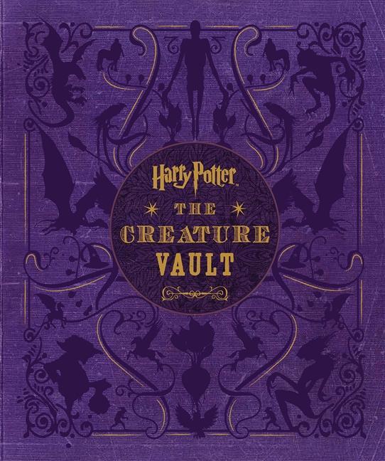 Harry Potter: The Creature Vault als Buch von Jody Revensen