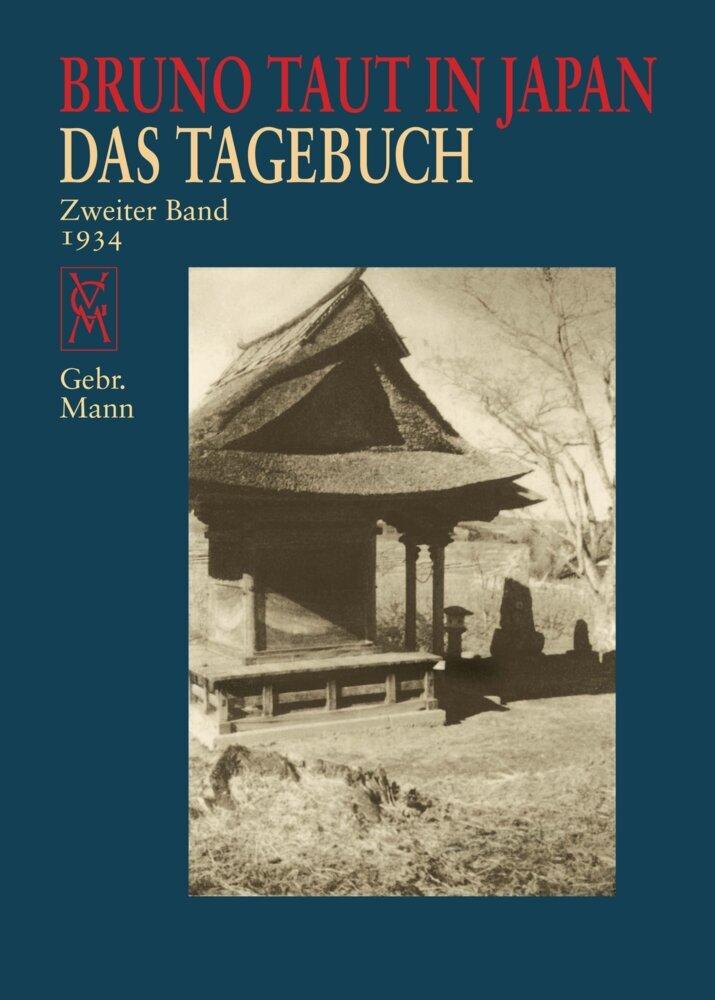Bruno Taut in Japan als Buch von Bruno Taut