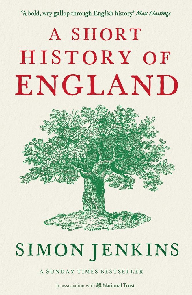 A Short History of England als eBook von Simon Jenkins