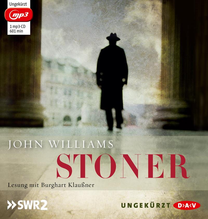 Stoner als Hörbuch CD von John Williams