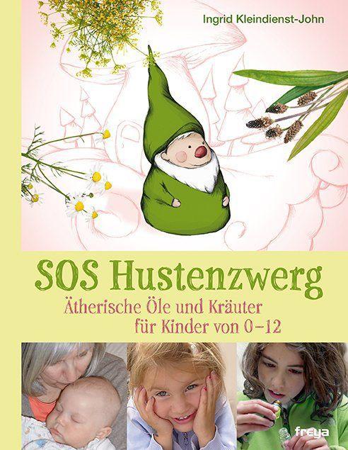 SOS Hustenzwerg als Buch von Ingrid Kleindienst-John