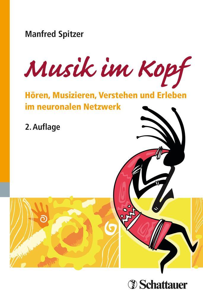 Musik im Kopf als Buch von Manfred Spitzer
