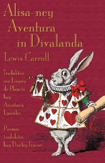 Alisa-ney Aventuras in Divalanda als Taschenbuch von Lewis Carroll