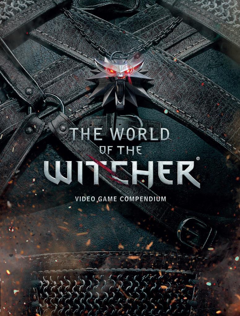 The World of The Witcher als Buch von